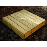 Moduł tarasowy z drewna impregnowanego ciśnieniowo