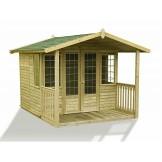Domek drewniany Clasic Summerhouse