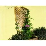 Kratka ogrodowa do powieszenia na ścianę