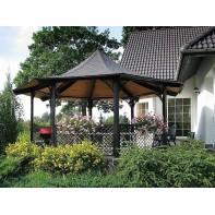 Altany - domki ogrodowe